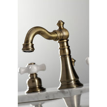 Load image into Gallery viewer, Kingston Brass American Classic 8 in. Widespread Bathroom Faucet
