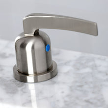 Load image into Gallery viewer, Kingston Brass Centurion Widespread Bathroom Faucet with Brass Pop-Up
