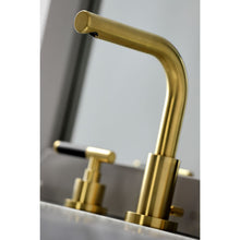 Load image into Gallery viewer, Kingston Brass Kaiser Widespread Bathroom Faucet with Pop-Up Drain
