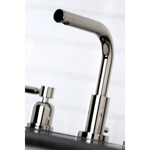 Kingston Brass Concord 8 in. Widespread Bathroom Faucet
