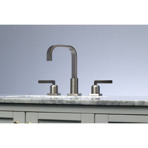 Kingston Brass Centurion 8 in. Widespread Lavatory Faucet