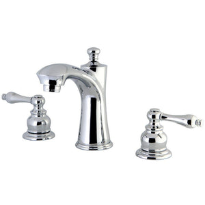 Kingston Brass Victorian 8 in. Widespread Bathroom Faucet