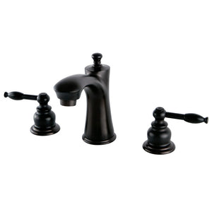 Kingston Brass Knight 8 in. Widespread Bathroom Faucet