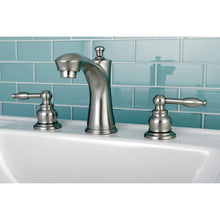 Load image into Gallery viewer, Kingston Brass Knight 8 in. Widespread Bathroom Faucet