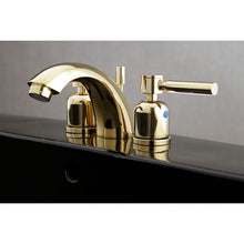 Load image into Gallery viewer, Kingston Brass Concord Mini-Widespread Bathroom Faucet