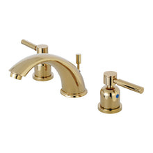 Load image into Gallery viewer, Kingston Brass Concord 8 in. Widespread Bathroom Faucet with Retail Pop-Up
