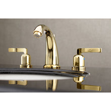 Load image into Gallery viewer, Kingston Brass Centurion 8 in. Widespread Bathroom Faucet with Retail Pop-Up
