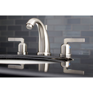 Kingston Brass Centurion 8 in. Widespread Bathroom Faucet with Retail Pop-Up