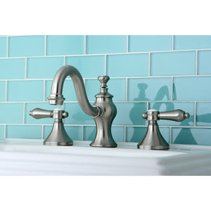 Kingston Brass 8 in. Bel-Air Widespread Bathroom Faucet