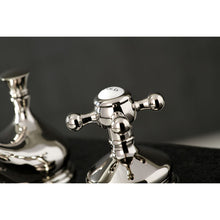Load image into Gallery viewer, Kingston Brass Vintage 8 in. Widespread Bathroom Faucet with Cross Handles