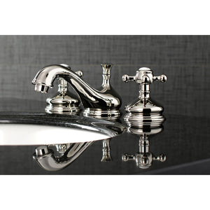 Kingston Brass Vintage 8 in. Widespread Bathroom Faucet with Cross Handles