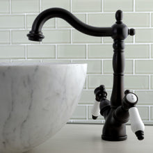 Load image into Gallery viewer, Kingston Brass Bel-Air Vessel Sink Faucet