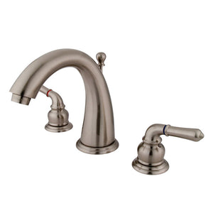 Kingston Brass Naples 8 in. Widespread Bathroom Faucet