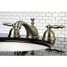 Load image into Gallery viewer, Kingston Brass Templeton 8 in. Widespread Bathroom Faucet