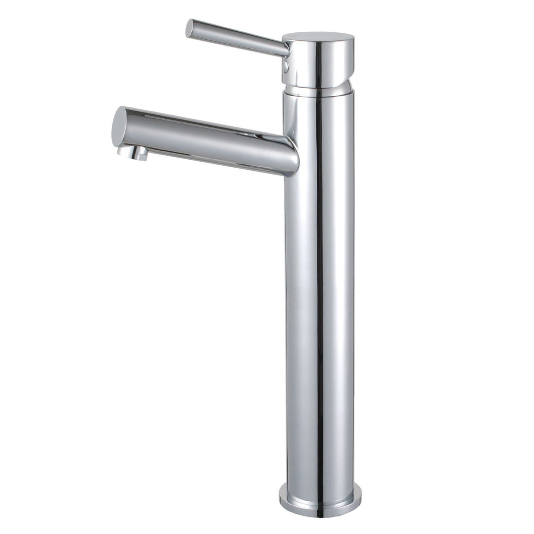 Kingston Brass Concord Single-Handle Vessel Faucet with Retail Pop-Up