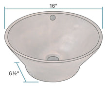 Load image into Gallery viewer, Polaris P559 Bronze Vessel Sink