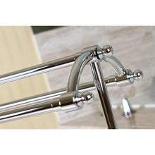 Load image into Gallery viewer, Kingston Brass Pedestal Towel Rack