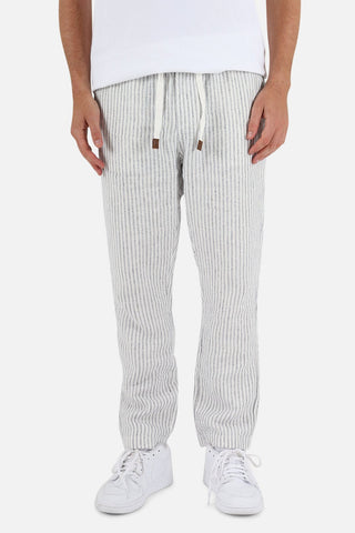 THE BELLEVUE LINEN PANT
