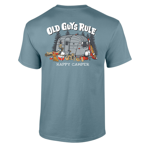 Old Guys Rule Happy Camper