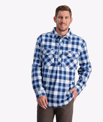 Twin pack Flannelette Shirts/