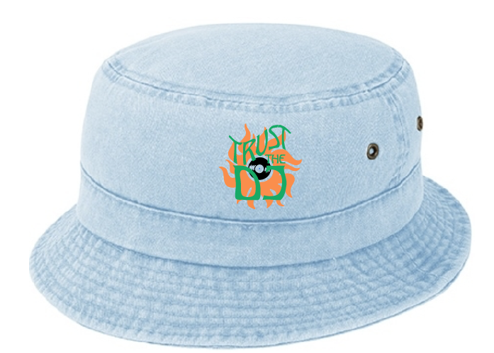 Trust The DJ Bucket Hat