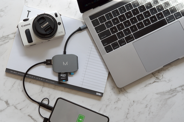 Why  you need a USB-C Adapter