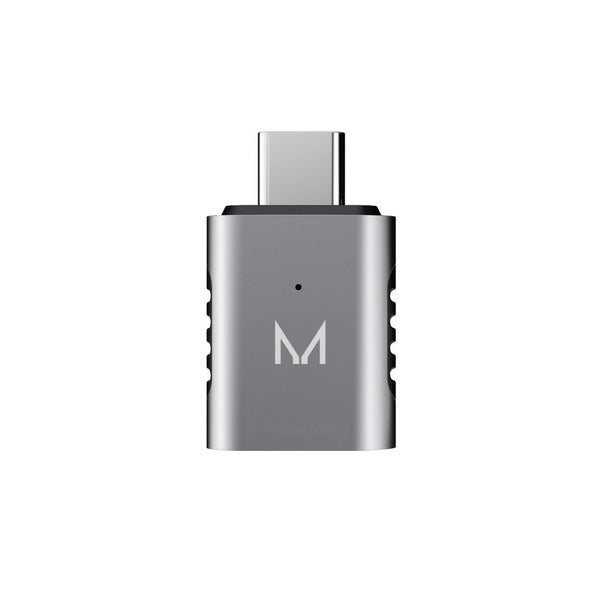 lynk | USB-C to USB-A Adapter | Space Grey