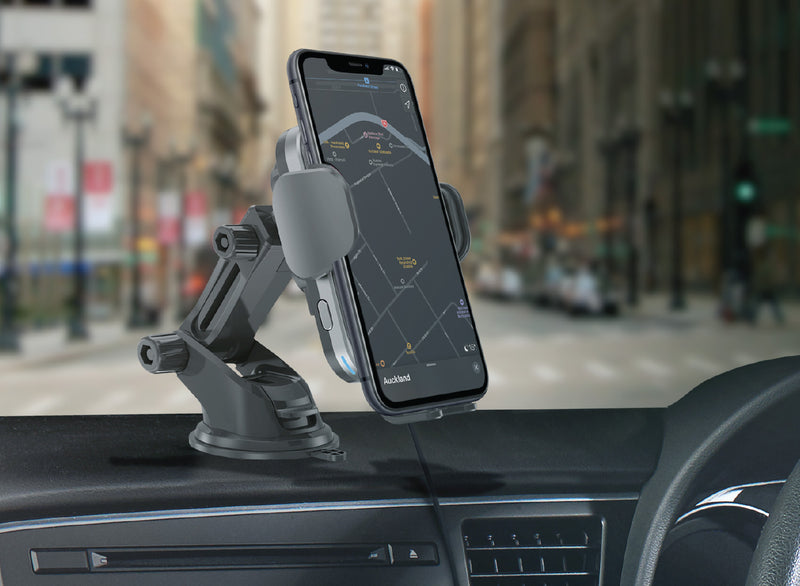Watt 15W Qi Wireless Car Mount