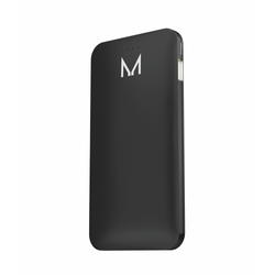 lumo 5000mAh power bank</br>raven black - MOYORK CO