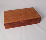 Box - Leopard wood and Bolivian Rosewood - Melanie - MH Studios