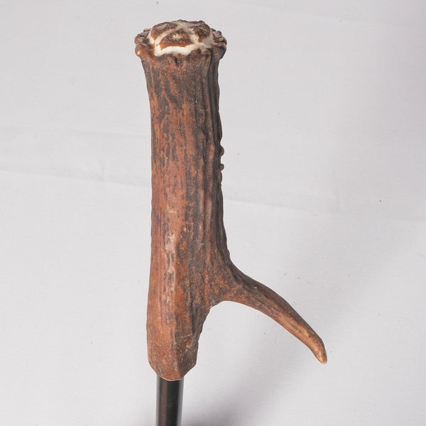Antler Handle fireplace poker #3 - Melanie - MH Studios