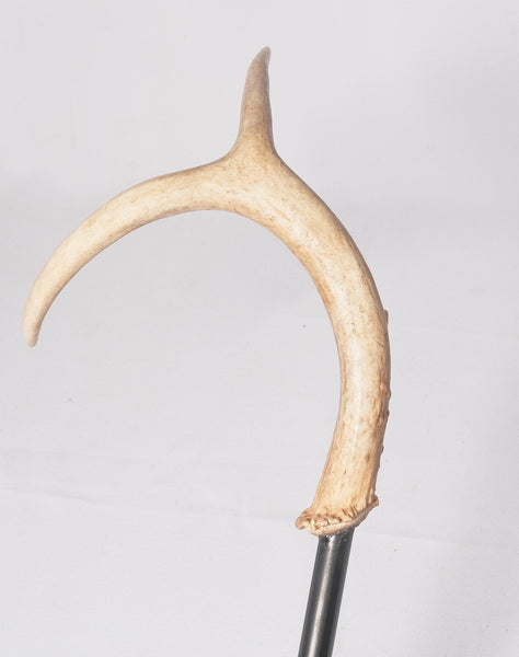Antler Handle fireplace poker #5 - Melanie - MH Studios