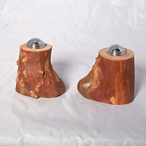 Salt and Pepper Shaker - Crepe Myrtle - Melanie - MH Studios