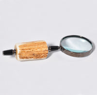 Elk Antler Handle Magnifying glass - Melanie - MH Studios