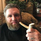 Antler Smoking Pipe #3