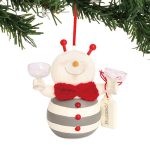 Buzzed! Snowpinion Ornament