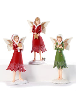 Forest Fairy Figurines 3 Styles