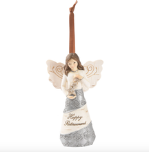 Load image into Gallery viewer, Retirement 5 inch angel ornament