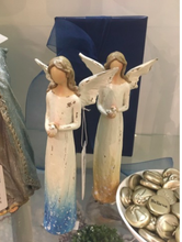 Load image into Gallery viewer, Distressed Rustic Angel Figurine