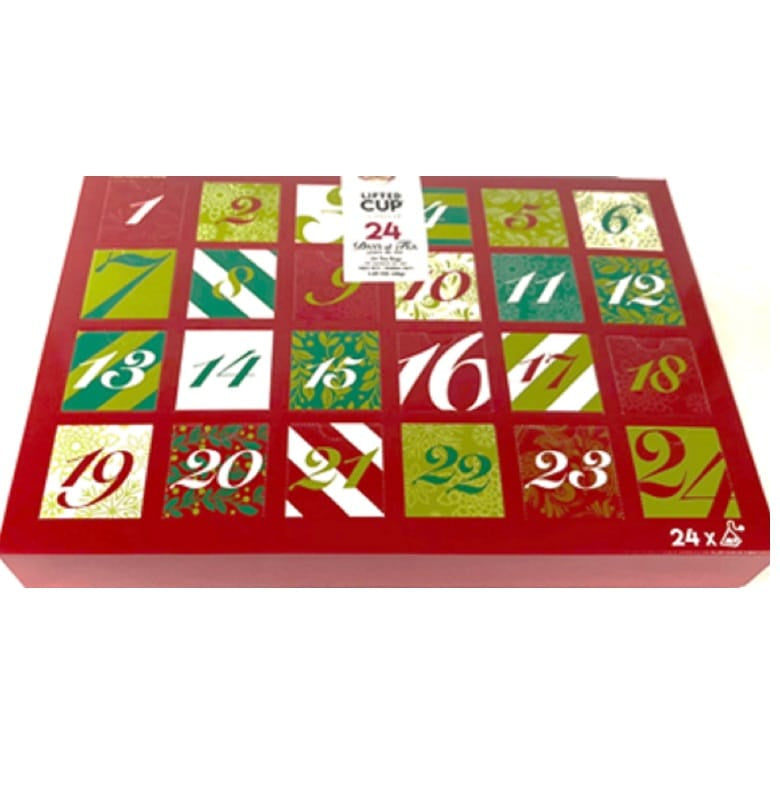 Advent Calendar of Tea