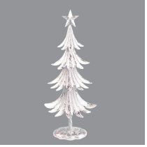 Load image into Gallery viewer, Shiny Silver Foil Tree - 3 sizes