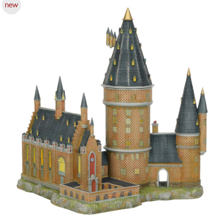 Hogwarts Great Hall Tower