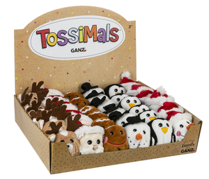Cute Animal Tossimals Toy