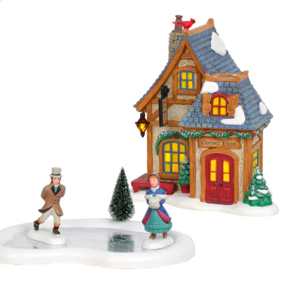Holiday Skating Party Gift Set