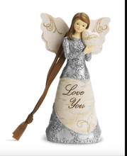 Load image into Gallery viewer, Love You Angel Ornament