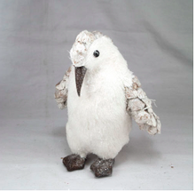 Load image into Gallery viewer, White Penguin Figures - 2 styles