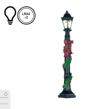 Load image into Gallery viewer, Victorian Street Lamp -19""