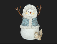 Load image into Gallery viewer, Blue Sweater Snowman