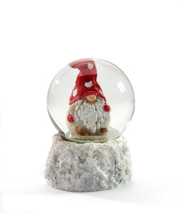 Small Gnome Snowglobe