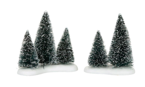 Sisal tree groves set of 2